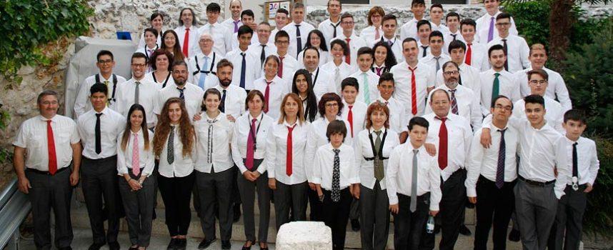 La Banda Municipal de Música de Cuéllar: el orgullo de un pueblo convertido en pregonero