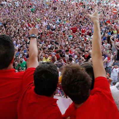 Cuéllar emplaza a finales de junio la decisión sobre la celebración de sus fiestas