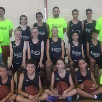 Éxito del Campus de Verano del Club Baloncesto Cuéllar