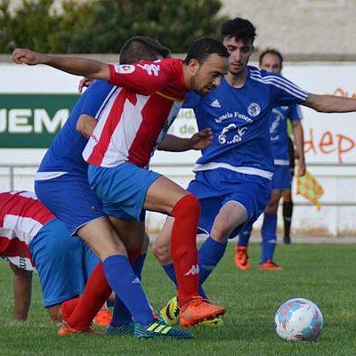 Un soberbio Ever deja el Memorial Mariano Molinero en casa (4-2)