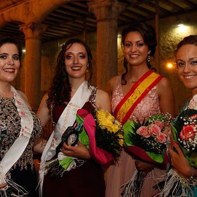 Folclore castellano, búlgaro y lluvia en la presentación de la Corregidora
