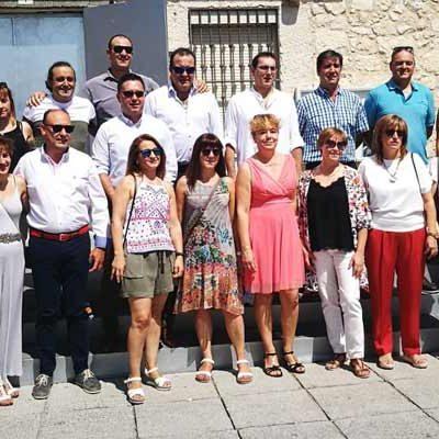 Los quintos del 69 de Cogeces del Monte celebraron su 50 aniversario
