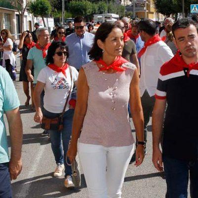 La ministra Reyes Maroto anuncia en Cuéllar una inversión de 2,3 millones de euros en dos empresas de la comarca