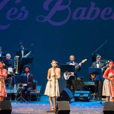 Los italianos `The 1000 Streets` Orchestra & Les Babettes´ actúan hoy en Cuéllar