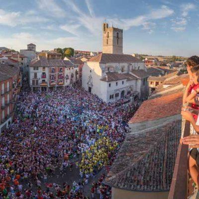 El cuellarano Eduardo Marcos, ganador del XXXIII Concurso Fotográfico Fiestas de Cuéllar