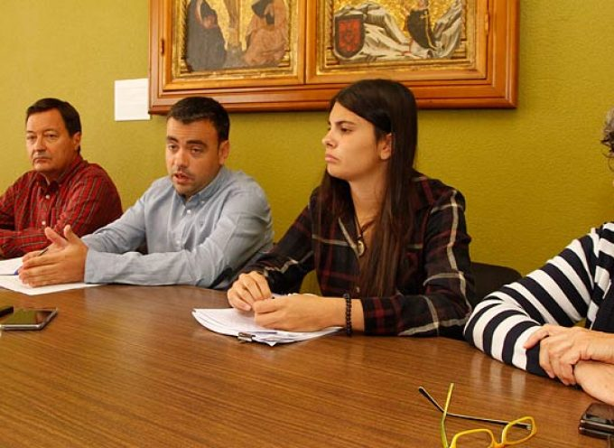 """""""La Escuela de Música no se va a tocar"""", afirma el alcalde de Cuéllar"""