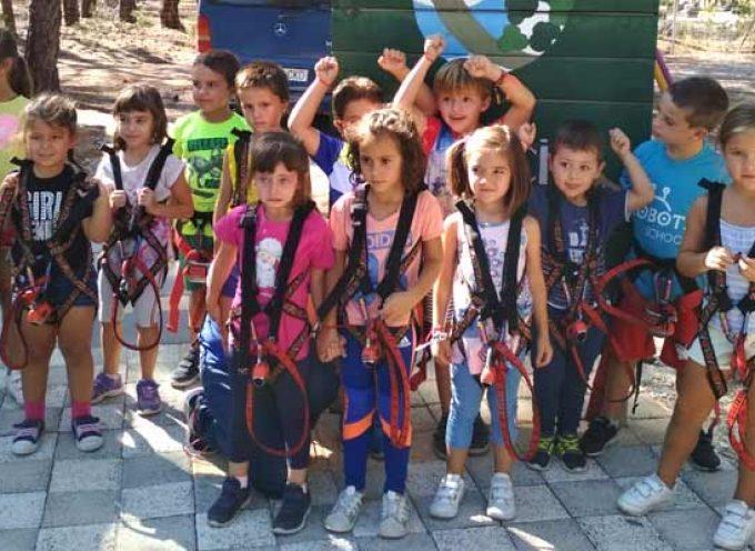 Una jornada de convivencia clausura los campamentos de la Asociación San Benito de Gallegos