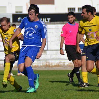 Frutos lidera un triunfo incontestable ante el Riazano (5-1)
