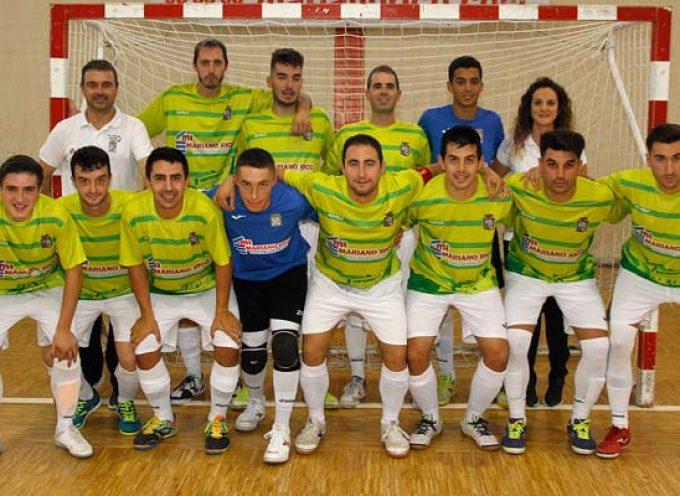 El FS Cuéllar disputa hoy el primer derbi regional