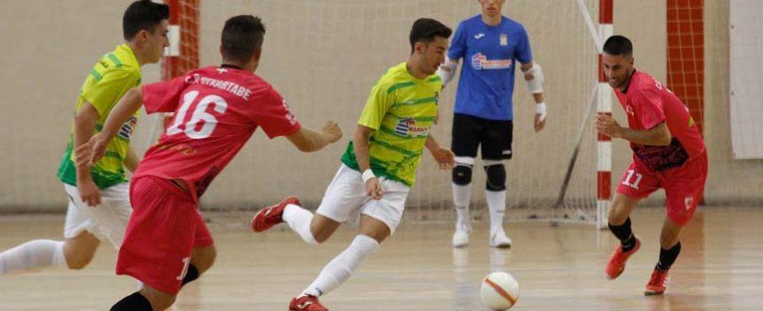 EL FS Cuéllar viaja a Pamplona para enfrentarse al San Juan