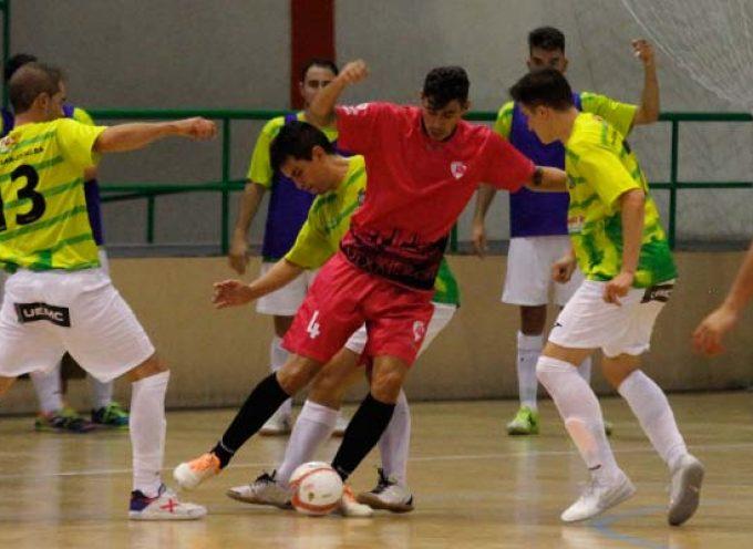 Un Otxartabe con más pegada derrota al FS Cuéllar en Bilbao