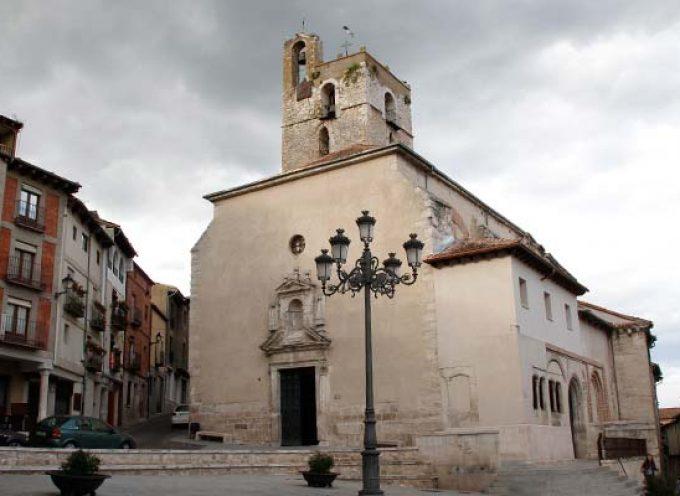 `Con el Patrimonio puntualmente´ continúa mañana con una visita a la Parroquia de San Miguel