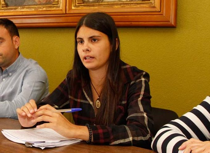 PP y Ciudadanos llevaron al pleno la polémica sobre un tuit `antitaurino´ de la concejala de Juventud