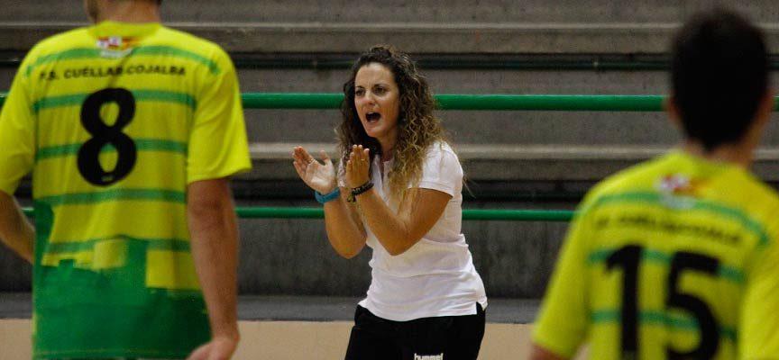 Natalia Maroto seguirá la próxima temporada al frente del banquillo del FS Cuéllar