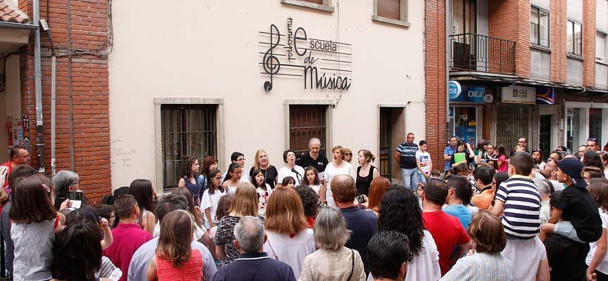 La Escuela Municipal de Música iniciará el lunes el nuevo curso