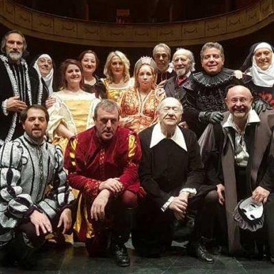 Teatro Arcón de Olid representará `Tenorio en busca del libreto perdido´ en San Francisco