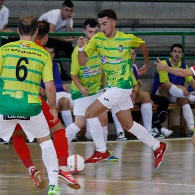 El FS Cuéllar se desplaza a Zaragoza para enfrentarse al sala 2012
