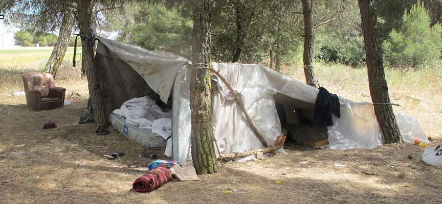 Dos detenidos por explotación laboral en la comarca de Cuéllar