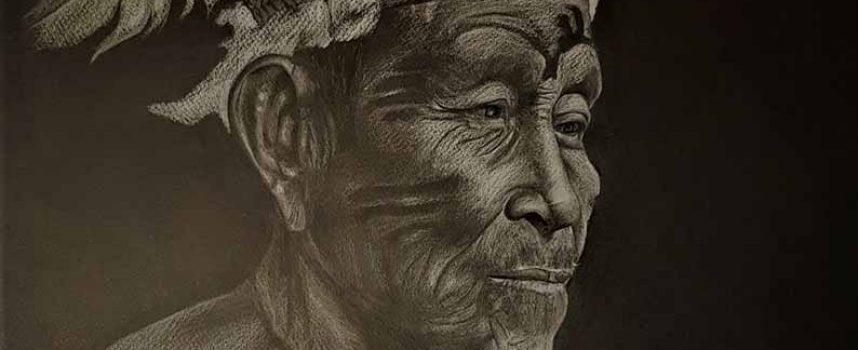 El Museo de la Piedra de Campaspero acoge la muestra `Arte vivo´ de Manuel Pascual