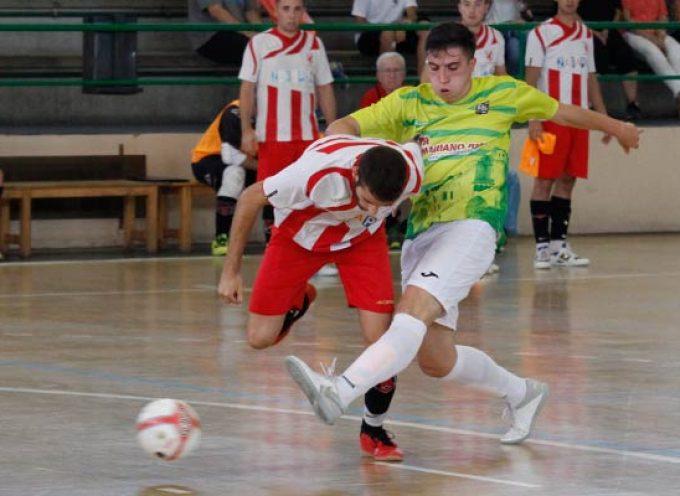 Duelo de rivales directos en Santa Clara: FS Cuéllar recibe a AD Sala 2012