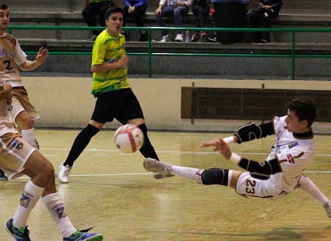 Un FS Cuéllar romo en ataque no logra recompensa a su esfuerzo ante Zierbena