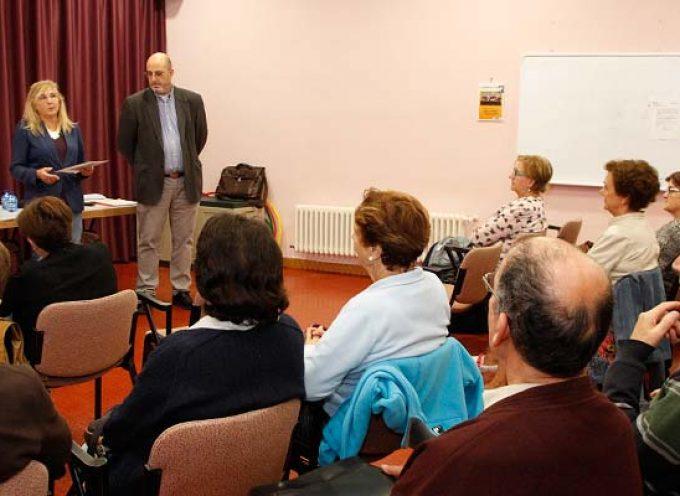 Arranca el nuevo curso de la Universidad de la Experiencia en Cuéllar