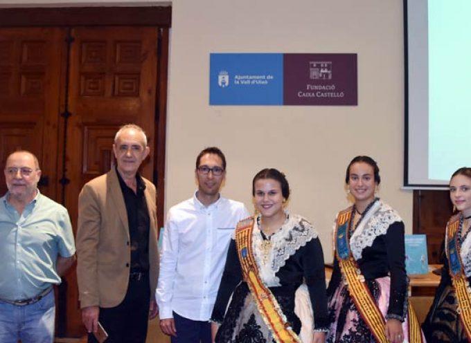 El cuellarano Rubén de Miguel presentó su libro sobre fisioterapia y tauromaquia en Vall de Uxó