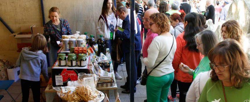 Productores de la región acercaron su oferta al Mercado Ecológico