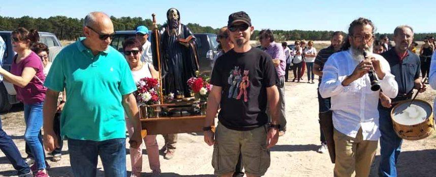 El paraje de San Benito volvió a ser el punto de encuentro de los vecinos de su Comunidad