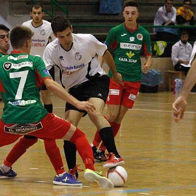 Racing Cuéllar es líder de Tercera División tras vencer al Intersala Zamora