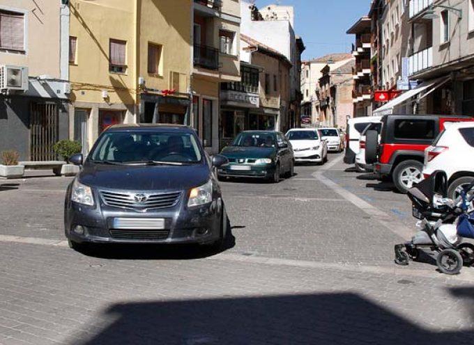 El Ayuntamiento pintará doce nuevos pasos de peatones, siete de ellos en el centro de la villa