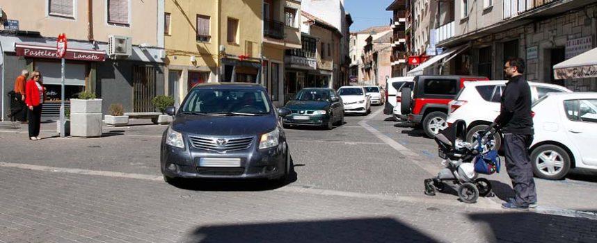 Desde el martes 11 de mayo la velocidad en los cascos urbanos se limita a 30 km/h