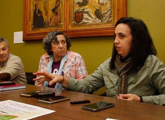 Parkinson Segovia trabaja para mantener su actividad en Cuéllar