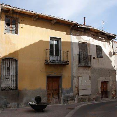 Mañana comienzan los trabajos de seguridad en dos viviendas de la calle San Julián