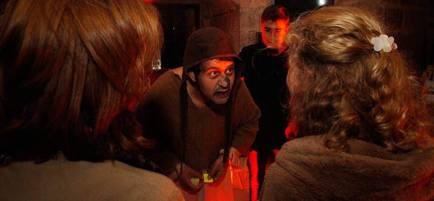 Cine, relatos y misterio en la programación de Halloween en Cuéllar