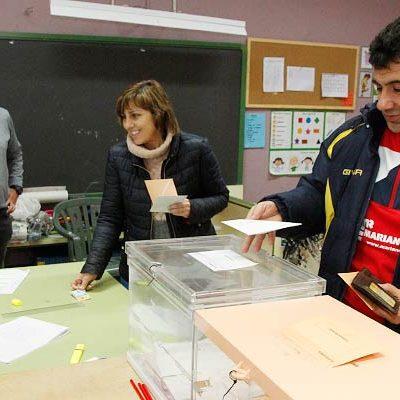 El PP gana en la comarca cuellarana y VOX se convierte en la tercera fuerza más votada