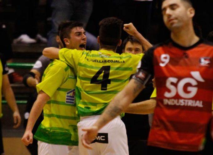 FS Cuéllar rompe su mala racha ganando con contundencia al Kukuiaga