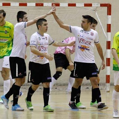 El FS Cuéllar se queda a las puertas del empate ante el segundo clasificado