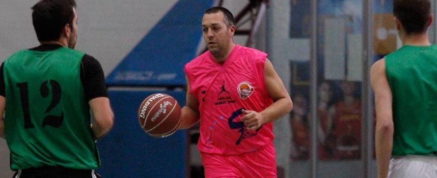 Victoria y liderato para el Cuéllar Basket en la segunda jornada de la BasketVall