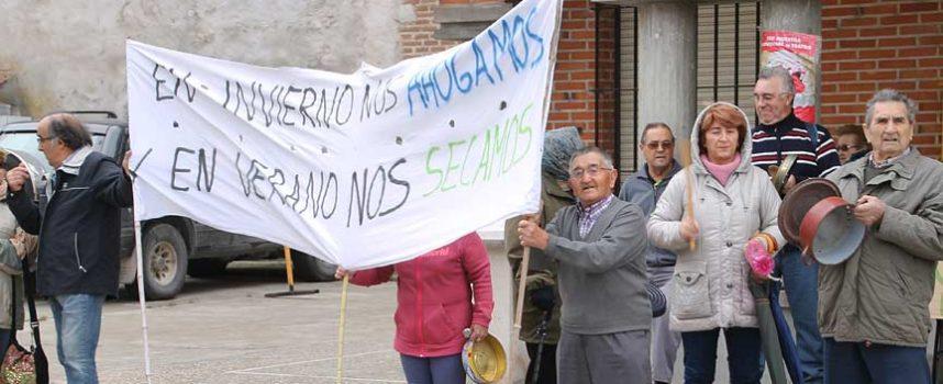 Los vecinos de Gomezserracín contarán con el apoyo de colectivos ambientalistas en su manifestación del 1 de diciembre