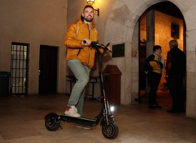 La Policía Local informa de los criterios que seguirán en el uso de patinetes eléctricos