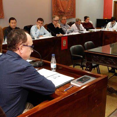 El Equipo de Gobierno saca adelante su primer presupuesto