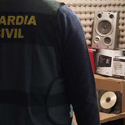La Guardia Civil detiene a una persona por un robo con fuerza en Navalmanzano