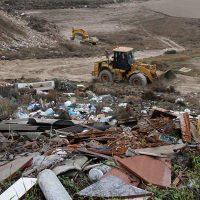 Medio Ambiente inicia el sellado de dos escombreras en Cuéllar