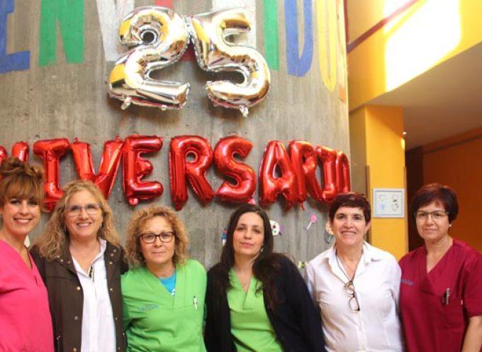 El Centro de Día de Personas Mayores celebra su 25 aniversario