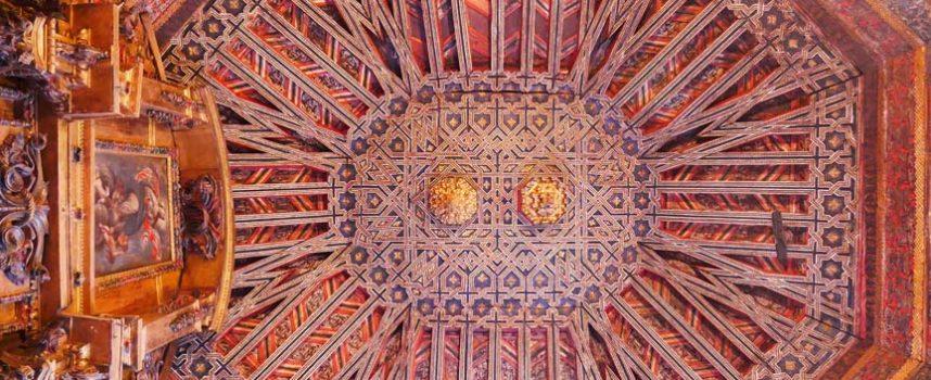Los artesonados mudéjares de El Carracillo centrarán la conferencia de Pablo Rubio en Tenerías