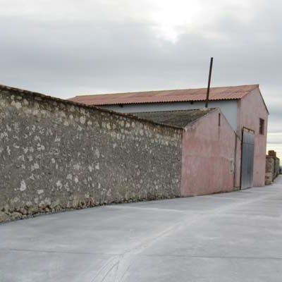 El Ayuntamiento acomete obras de pavimentación en Escarabajosa de Cuéllar y Dehesa Mayor