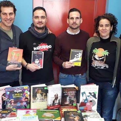 Las Jornadas Literarias de Fuenterrebollo llegan cargadas de letras, música y pintura