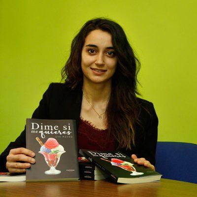 Eva Gómez presentará el lunes su primera novela `Dime si me quieres´