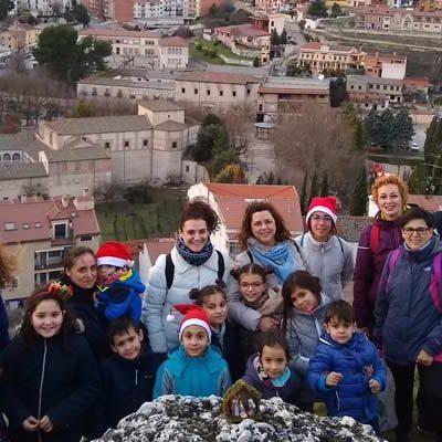La Navidad llega a Castilviejo